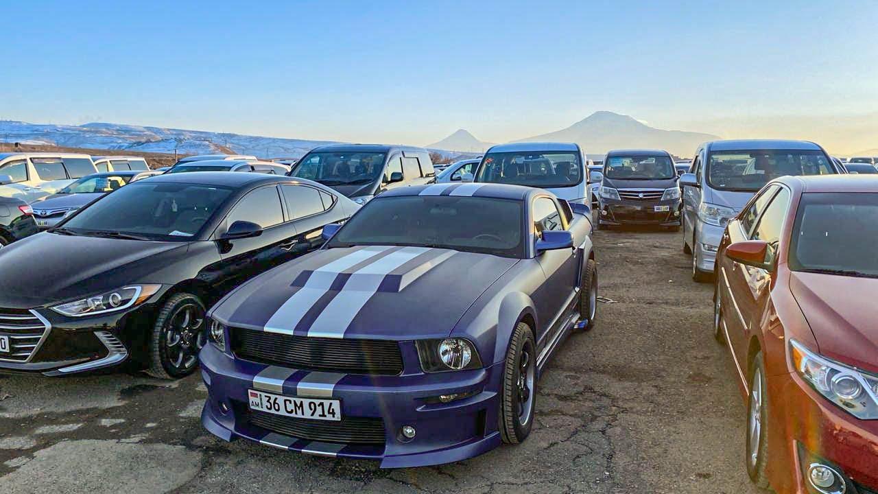 Бу автомобили из Армении