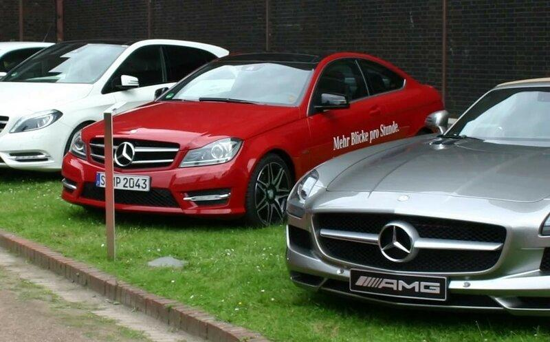 Бу автомобили из Германии