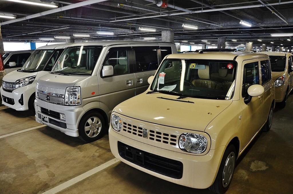 Бу автомобили из Японии