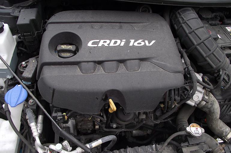 Hyundai-KIA D4FB 1.6 CRDi