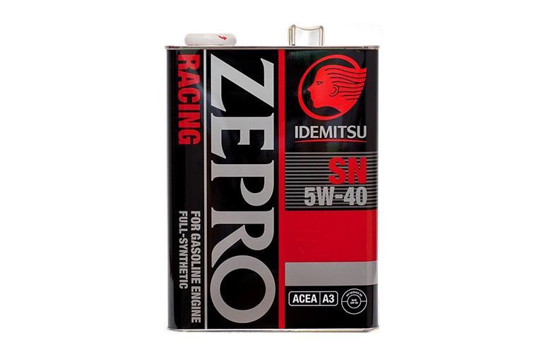 Idemitsu Zepro racing