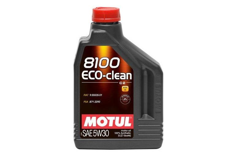 Motul 8100 Eco-clean