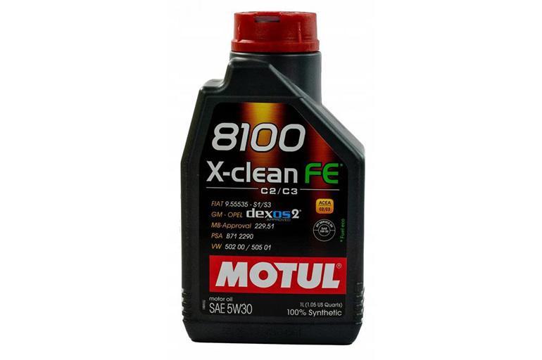 Motul 8100 X-clean FE