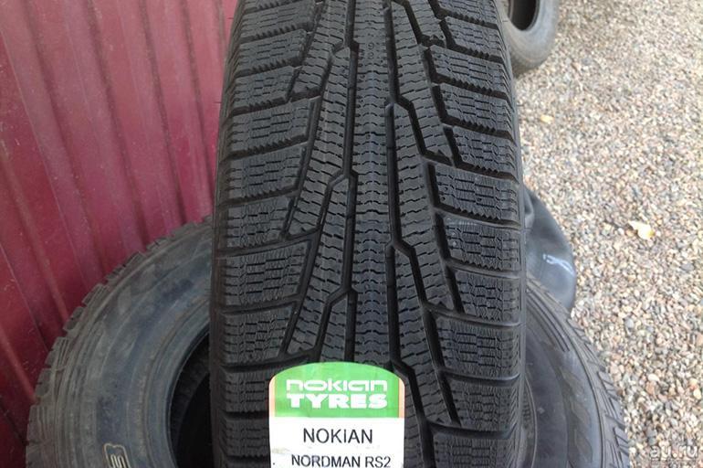 Nokian Tyres Nordman RS2