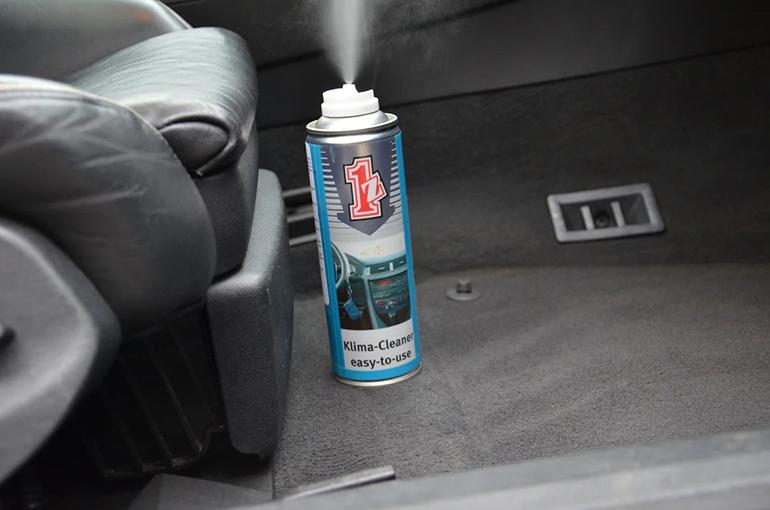 Очиститель кондиционера автомобиля какой лучше