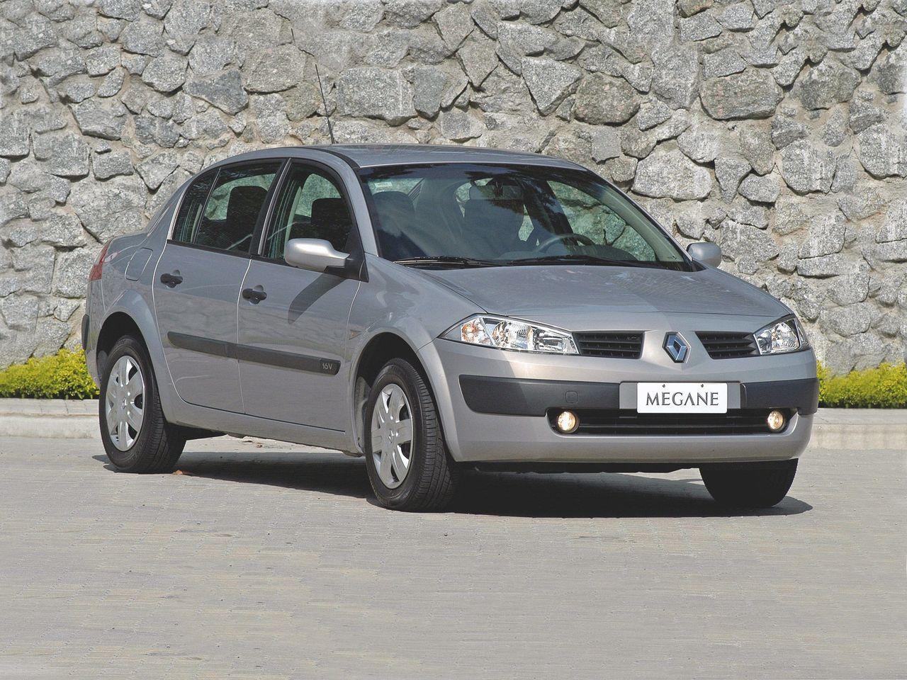 Renault Megane 2 седан