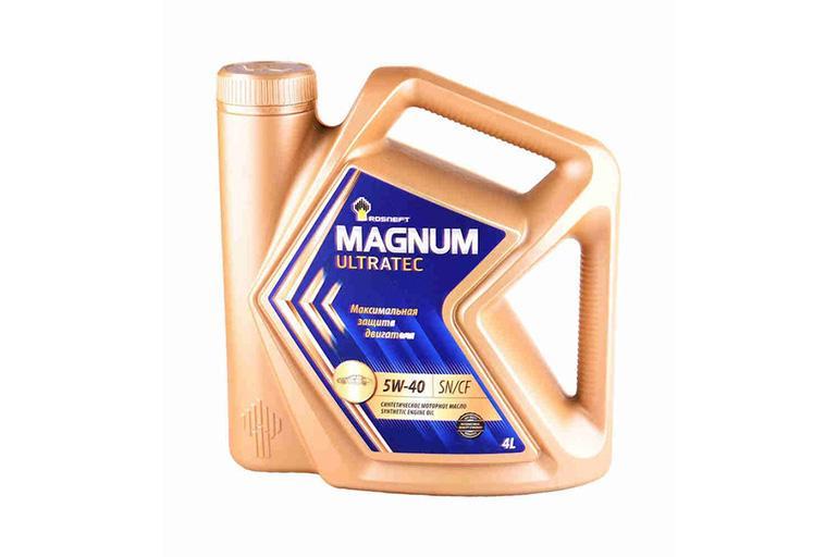 Роснефть Magnum Ultratec A3