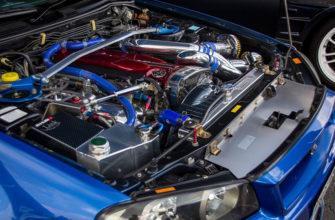 Самый мощный двигатель в мире
