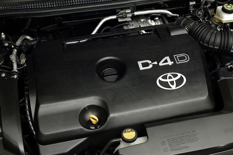 Toyota 2.0/2.2 D-4D
