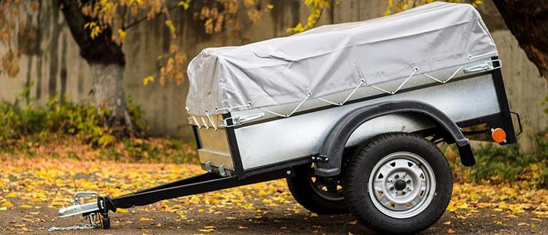 Как выбрать прицеп для легкового автомобиля