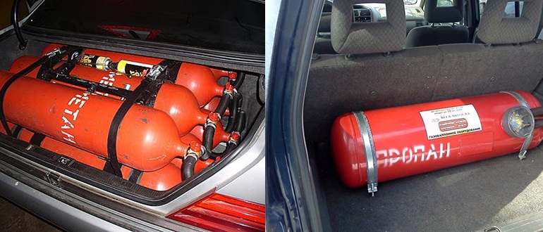 Метан или пропан на авто что лучше