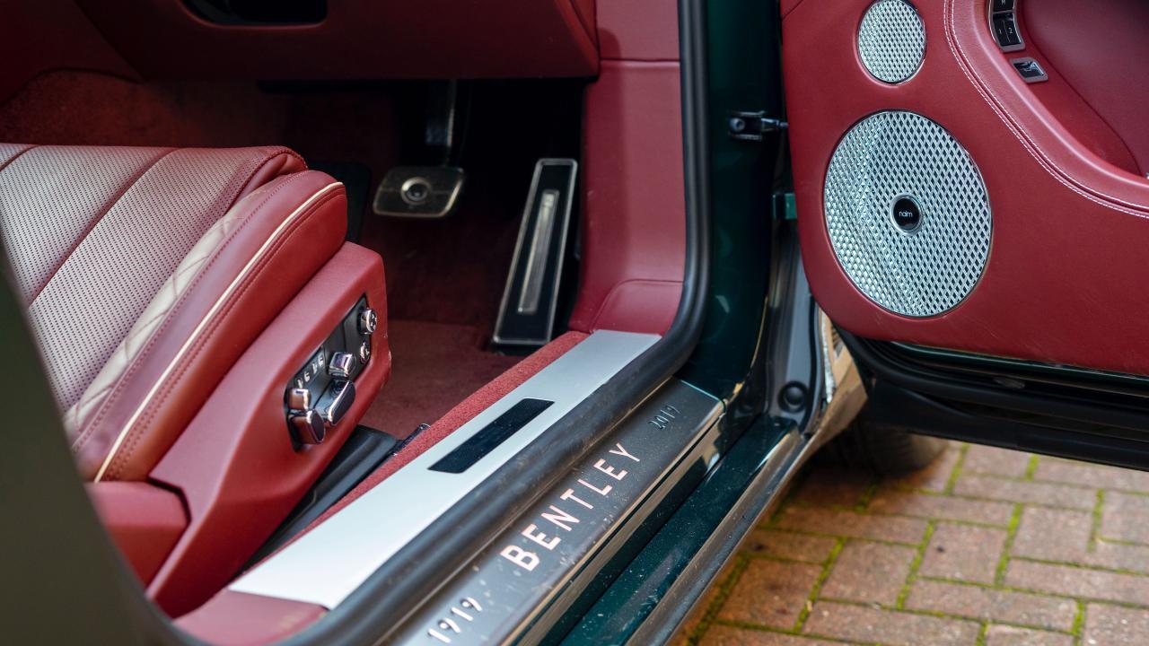 Naim Audio's Bentley Conti GT