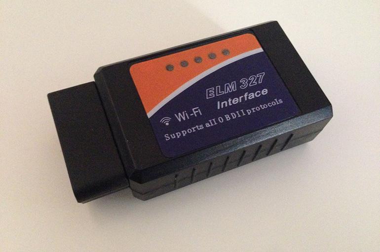 Orion ELM 327 Wi-Fi Micro