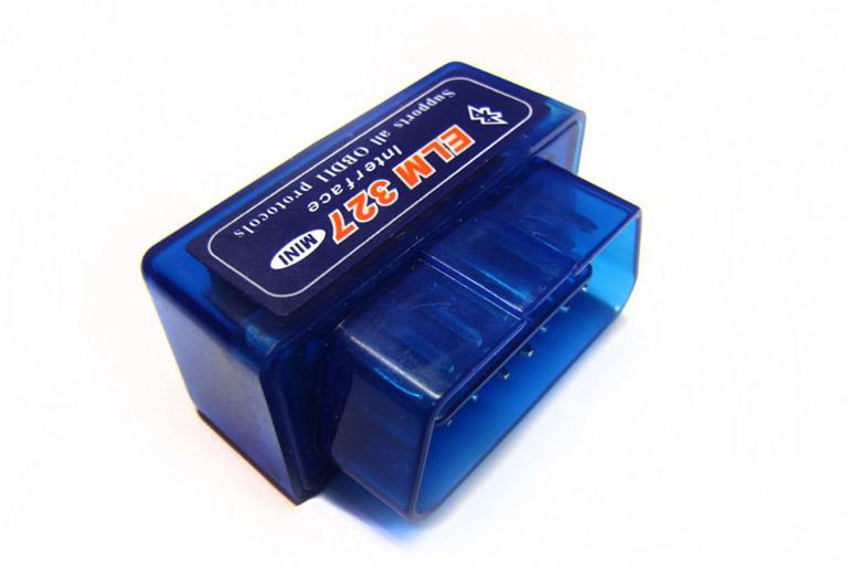 Ylsfc ELM327 Bluetooth V1.5 OBD2 adapter