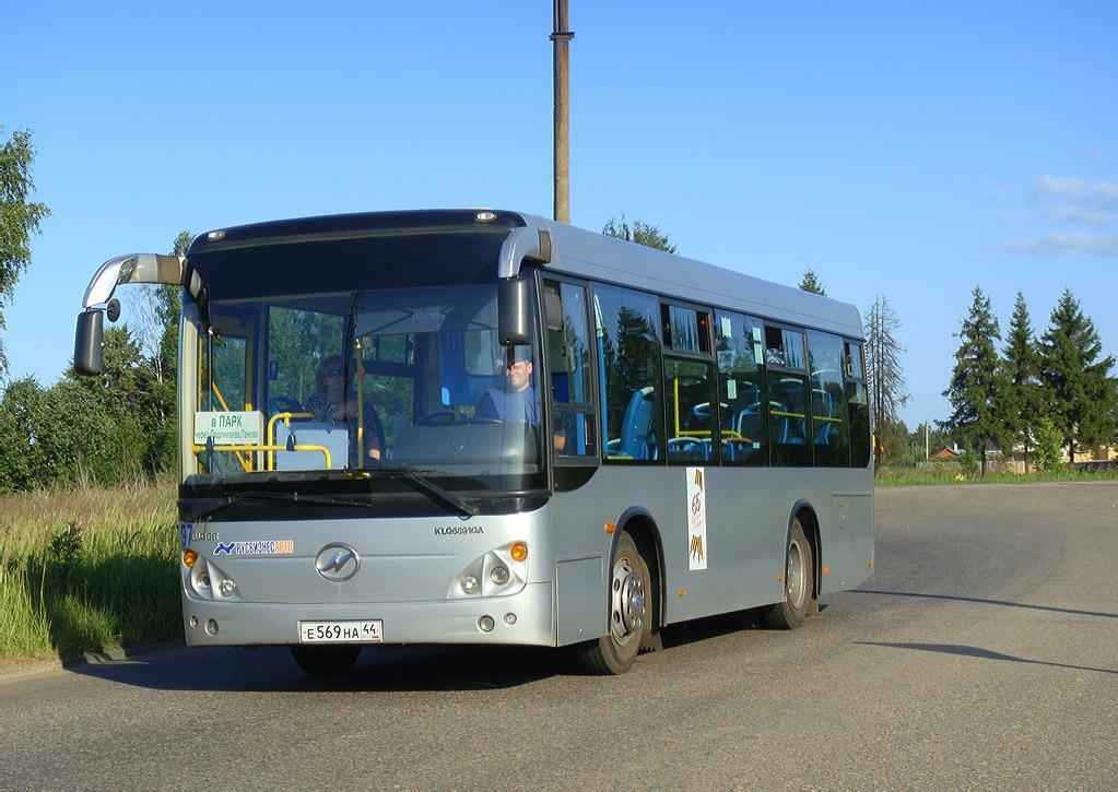 Higer KLQ 6891 GA