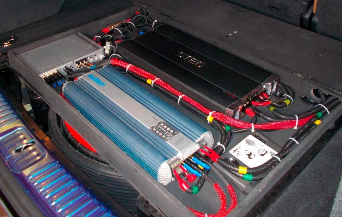 Правильное подключение автоусилителя в машине