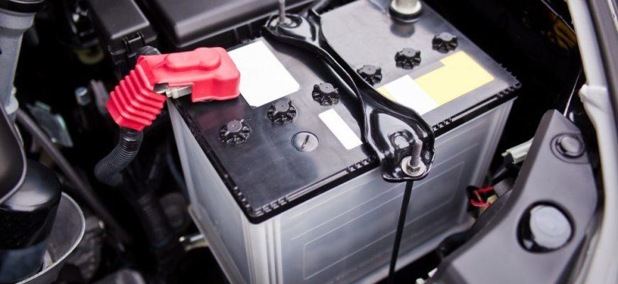 Какую клемму нужно первой снимать с аккумулятора на автомобиле