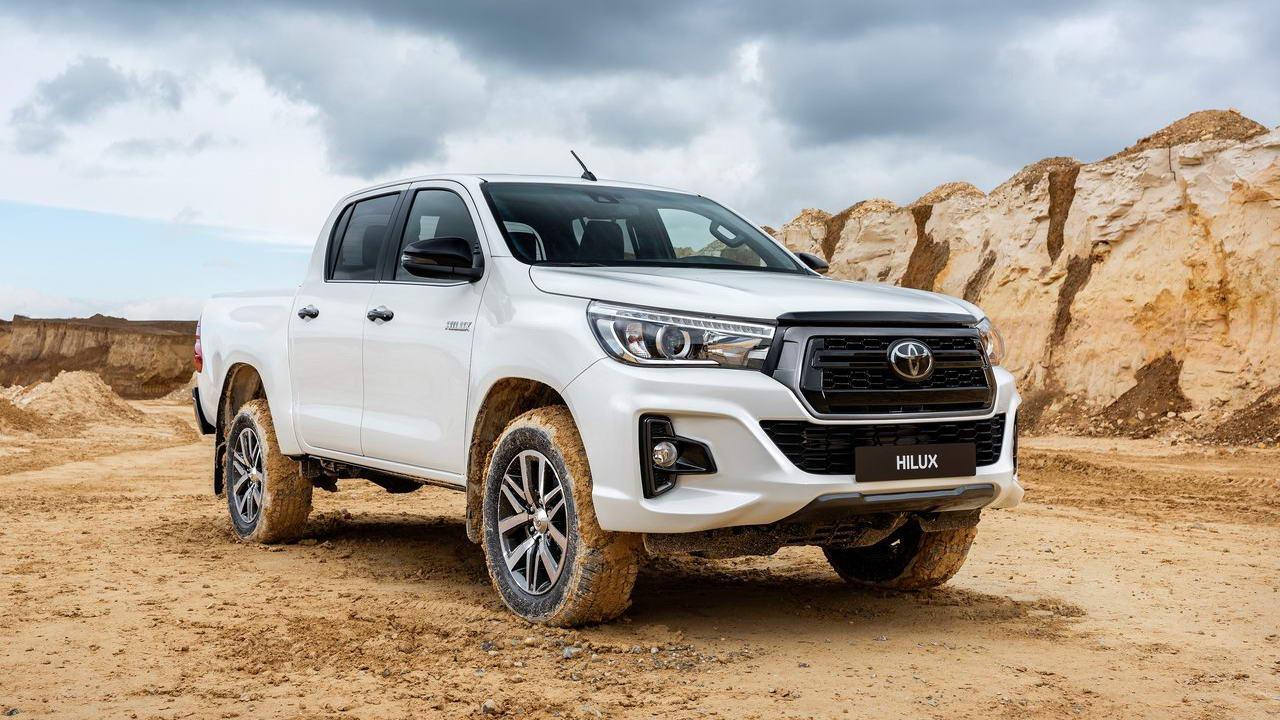 Toyota Hilux 2020 New
