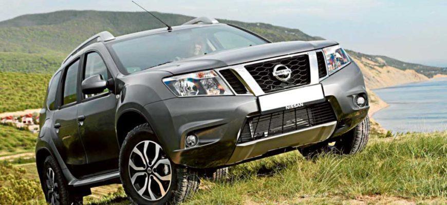 Nissan Terrano купить в москве