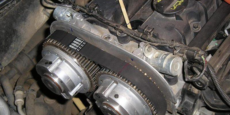 Замена ремня ГРМ на Ford Focus 2.