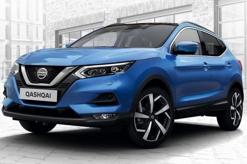 Nissan Qashqai 2021 года в новом кузове