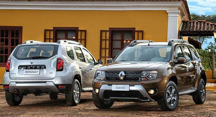 2 Renault Duster