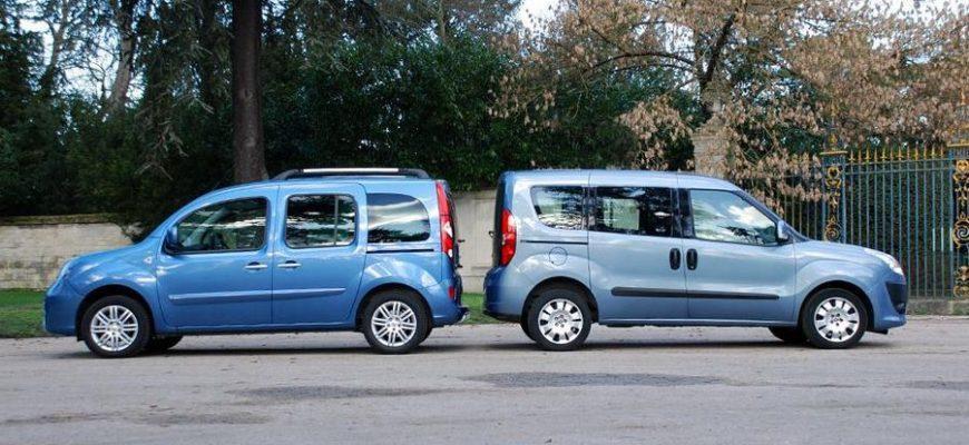 Renault Kangoo или Fiat Doblo