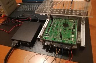 Прошивка электронного блока управления двигателем
