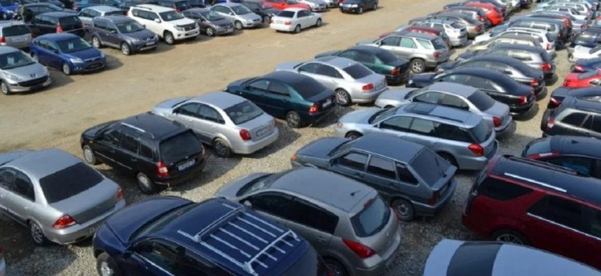 Самые быстро продаваемые машины с пробегом в России